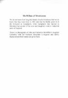 MacMillan of Strahanna
