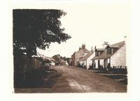 Carsphairn village street, looking north&lt;br /&gt;<br />